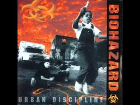 Biohazard - Urban Dicipline