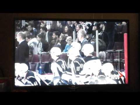 Vancouver Canucks vs Nashville Predators