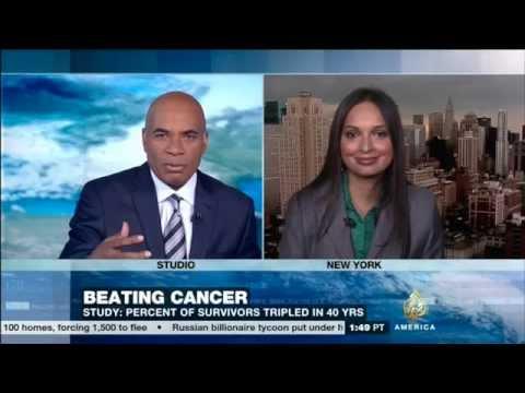 Cancer Survival Rates Improving (Al Jazeera America)