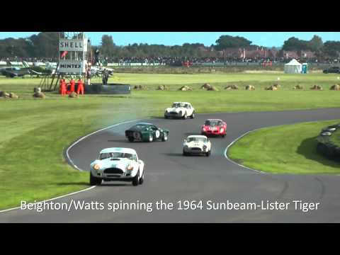 Goodwood Revival Meeting 2011 RAC Tourist Trophy Celebration (RAC TT race) Full HD!