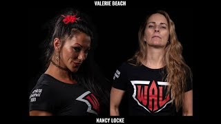 Valerie Beach vs. Nancy Locke: World Armwrestling League 503 full match
