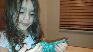 Slime with mix-ins and Littlest Pet Shop surprise blind bags!