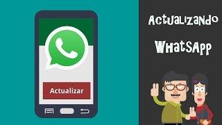 ¿Cómo Actualizar WhatsApp En Android?