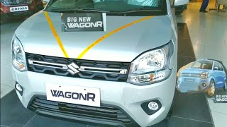 Big New WagonR Maruti Suzuki WagonR VXi 2019 | WagonR 2019 VXi 1.2 | Walk around