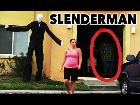 BEST OF SLENDERMAN!!! (Prank Compilation)