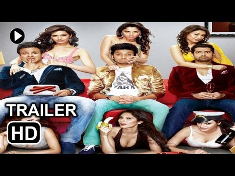 Grand Masti Trailer: Vivek Oberoi, Riteish Deshmukh And Aftab Shivdasani Sex It Up...again video