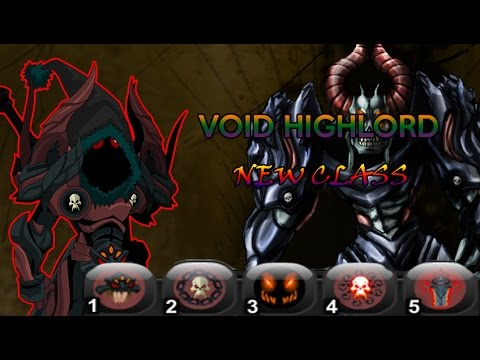 =AQW= New Nulgath Class Void HighLord Review