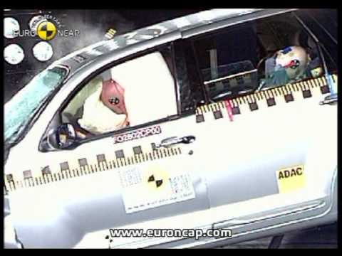 Euro NCAP   Chrysler PT Cruiser   2002   Crash test