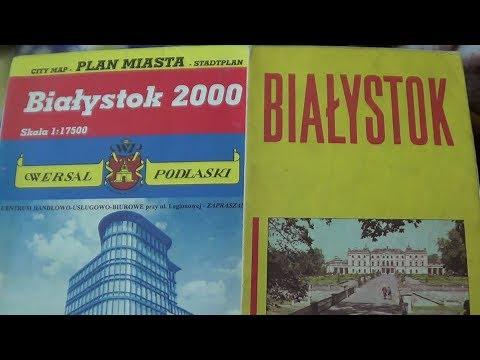Mapy I Albumy Białystok - Ważne Ogłoszenie!