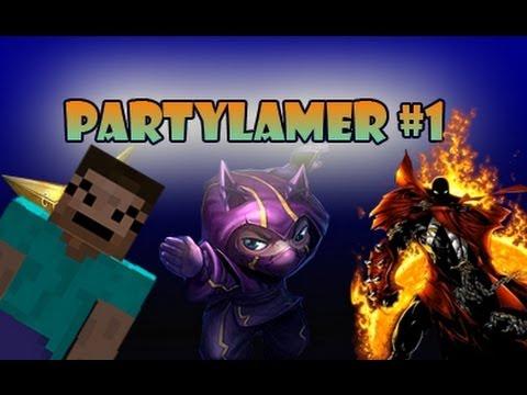 Partylamers #1 - ¡Probando el nuevo mapa con esVandal y Serbak!