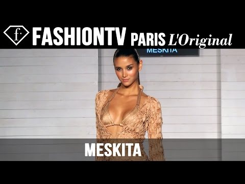Meskita Swimwear Show | Miami Swim Fashion Week 2015 Mercedes-Benz | FashionTV
