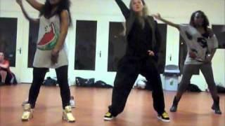 Laure Courtellemont - Choreografia RAGGA JAM BRICE FORTUNE MERCREDI 20 AVRIL JUSTE DEBOUT SCHOOL