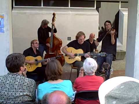 John Jorgenson Quintet @ Blackswamp 09