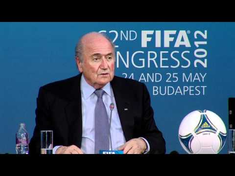 FIFA president Sepp Blatter has defended the integrity of his organisation