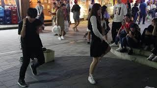 JHKTV]홍대댄스 hong dae k pop dance dob (hj) all i wanna do