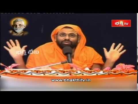 Ramana Maharshi Upadesa Saram Pravachanam by Sri Paripoornananda - Episode 35_Part 1