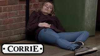 Coronation Street - Abi Suffers a Drug Relapse and Is Found Unconscious by Tracy