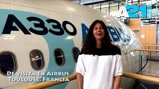 Nuevas cabinas de Airbus