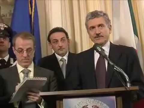 D'Alema a New York commemora le vittime Italiane del 11 Settembre