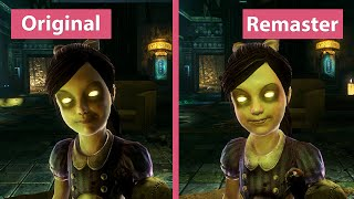 BioShock 2 – Original vs. The Collection Remaster Graphics Comparison on PC 1440p