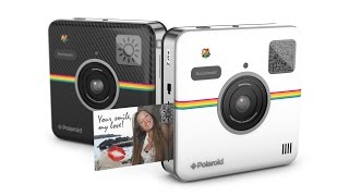 #شيء_تك: تعرف على الكاميرا الفورية الذكية Polaroid Socialmatic