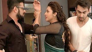 Yeh Hai Mohabbatein 8th May 2016 - Raman Slaps Aditya, Ishita Stops Raman