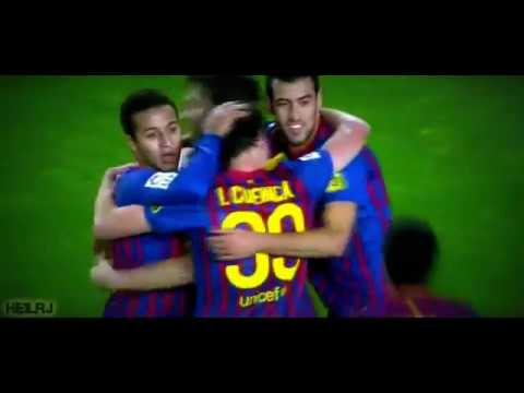 Barcelona Best Team Play Goals