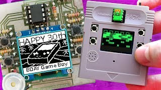 The Making of the Game Boy Cartridge Console | ASMR