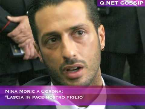"""Nina Moric a Corona: """"Lascia in pace nostro figlio"""""""