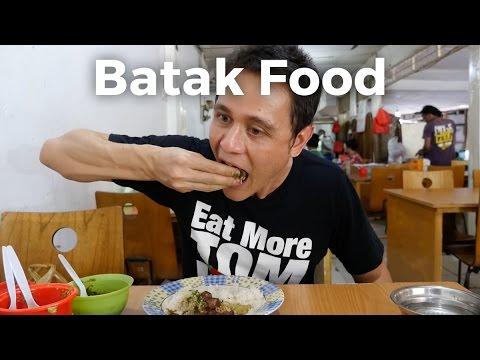 Batak Food at Lapo Ni Tondongta in Jakarta