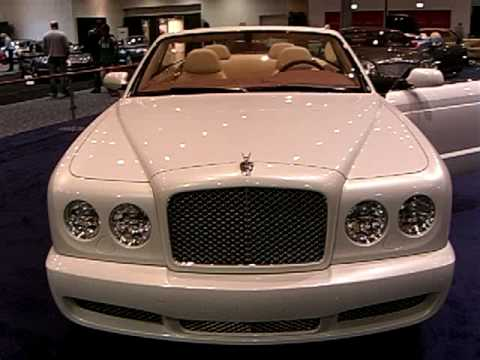 2009 Bentley Azure convertible for $356K??? Continental GTC -$216K