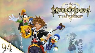 KINGDOM HEARTS TIMELINE - Episode 94: A Journey Beyond Time