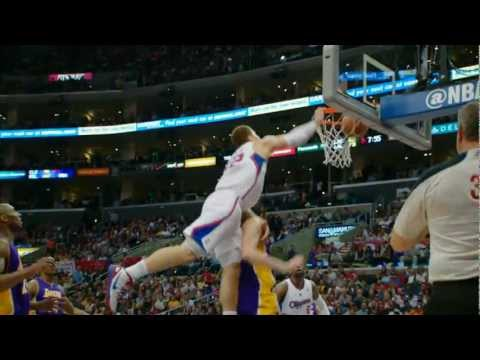 Blake Griffin's Top 10 Plays of 2012