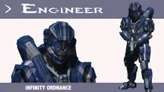 All 8 Halo 4 Specializations and What They Do