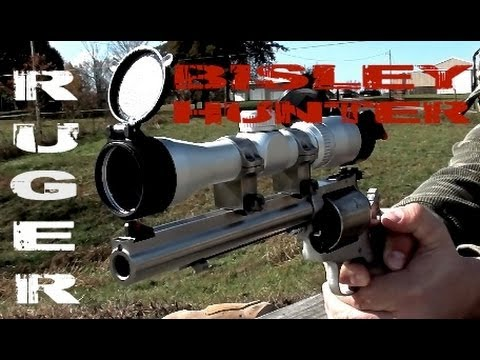 RUGER SUPER BLACKHAWK BISLEY HUNTER