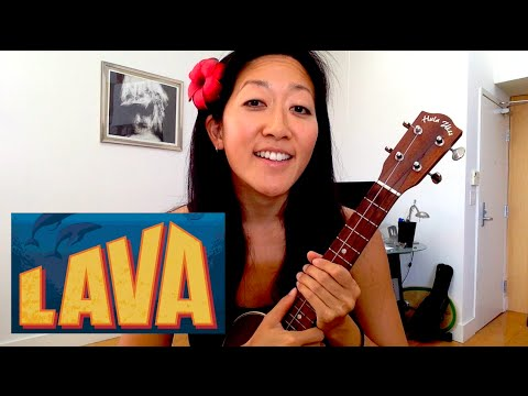 Lava Ukulele Play-along With Lyrics