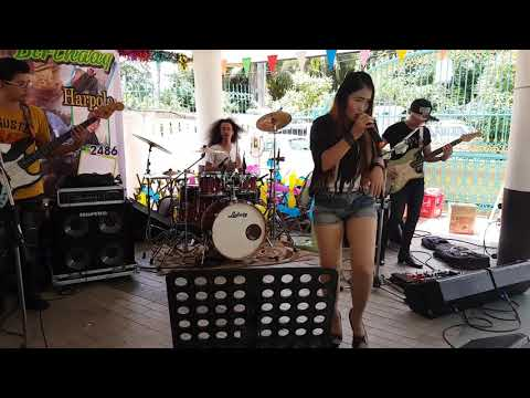 Zombie (The Cranberries) Cover - I Zeed Band ....Tribute to Dolores O'Riordan