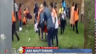 Rekaman Video Amatir Sesaat Setelah Kecelakaan Maut Di Tanjakan Emen  Bip 11 02