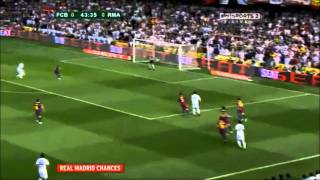 Real Madrid vs Barcelona  Copa Del Rey Final 1-0 HD 1080 By Jasvin Ng