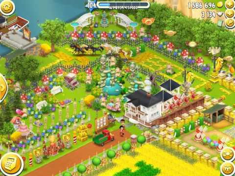 HAY DAY Tricks, At The Horse Track