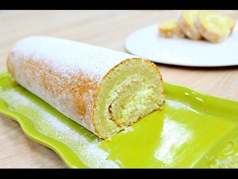 Лимонный Рулет / Lemon Roll