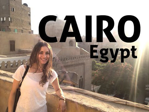 CAIRO city - Egypt Travel Guide Video