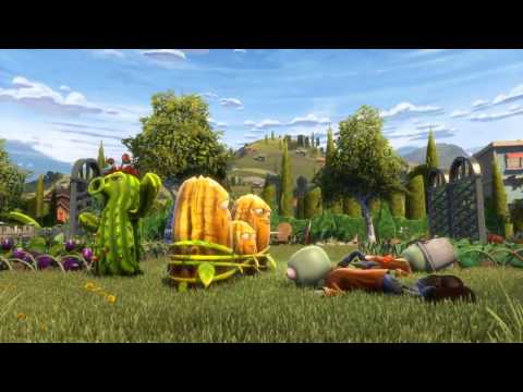 Plants VS Zombies Garden Warfare TODAS LAS HABILIDADES