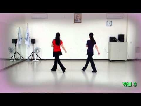 Any Way You Want It - Line Dance video