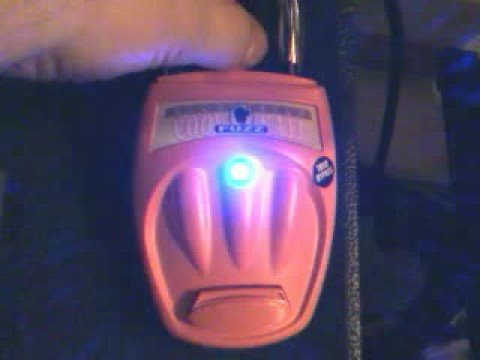 Danelectro Cool Cat Fuzz Fun