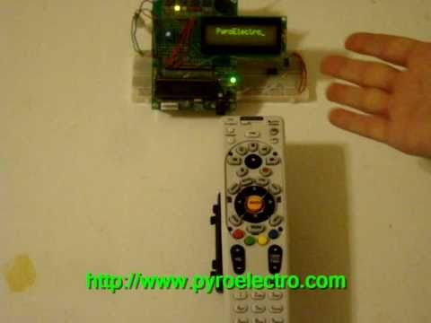Infrared IR Receiver: Final Test