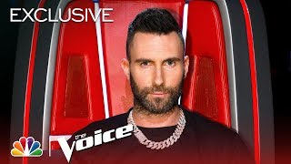 Adam Levine on Blast - The Voice 2018 (Digital Exclusive)