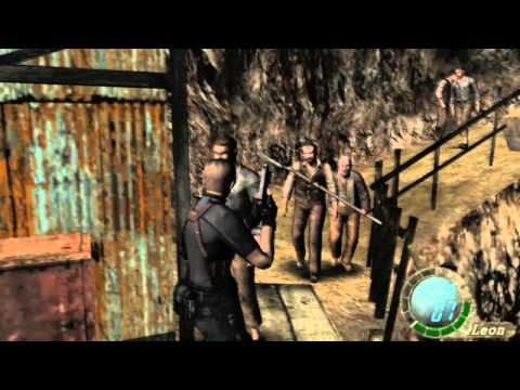 Resident evil 4 Profesional NO DAMAGE Capitulo 1-2