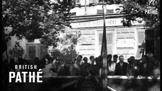 New Italian - Yugoslav Border (1947)