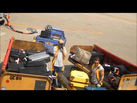 Nashville International Airport Southwest Airlines Baggage Handlers